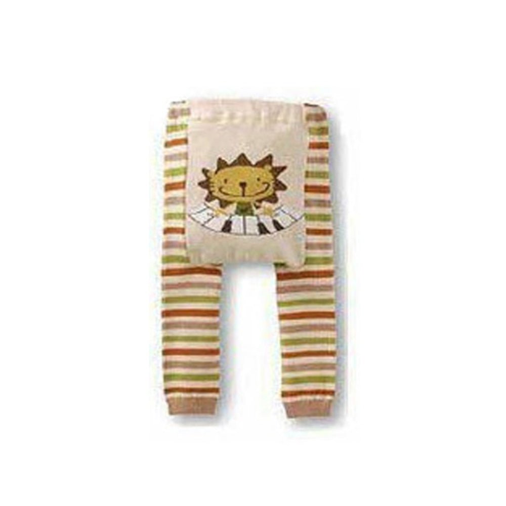 Wrapables Baby & Toddler Busha Leggings, Piano Lion