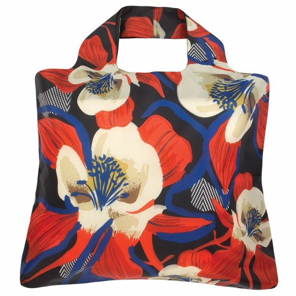 Envirosax Magnolia Mai Tai Reusable Shopping Bag