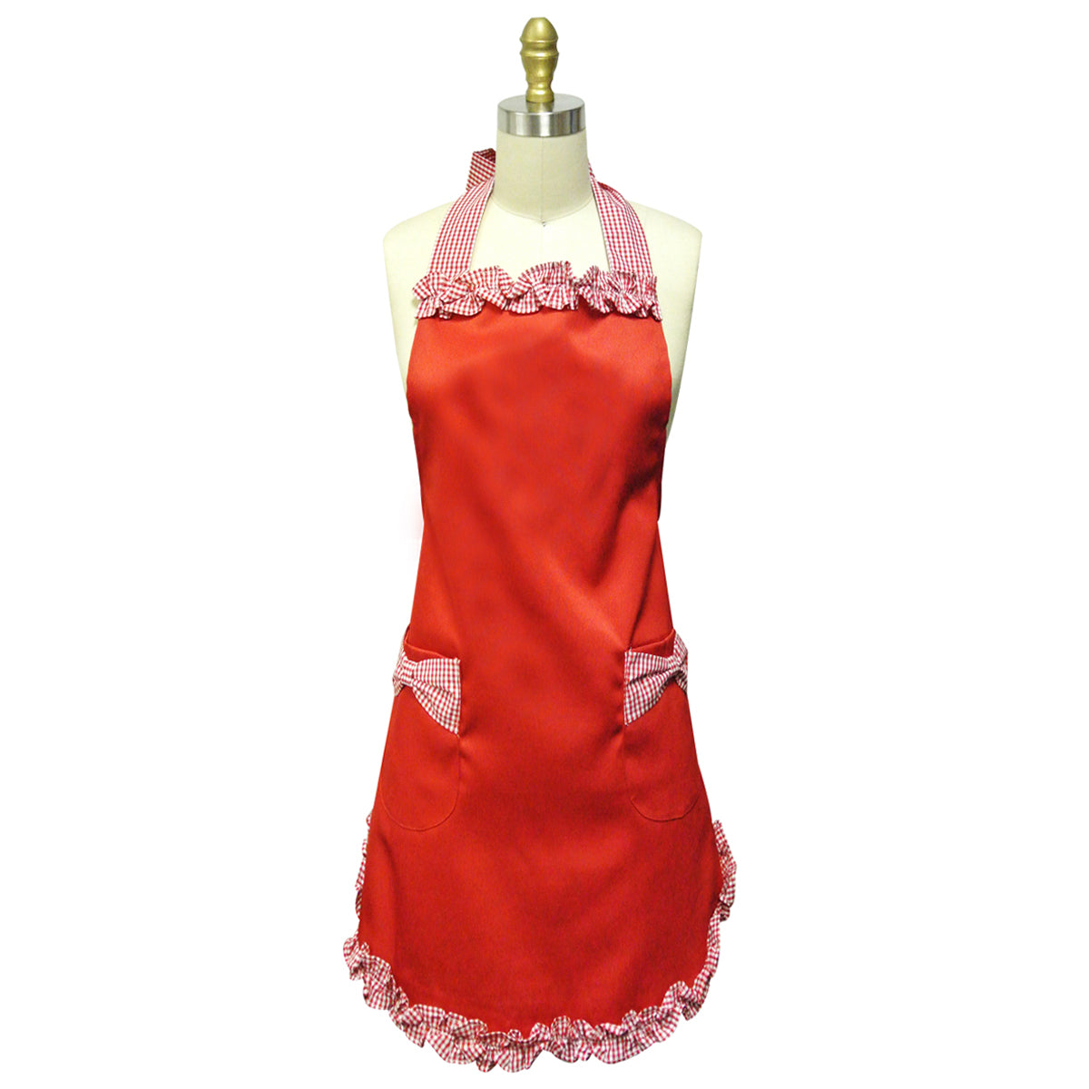 Kella Milla Ruffles Pin-up Apron