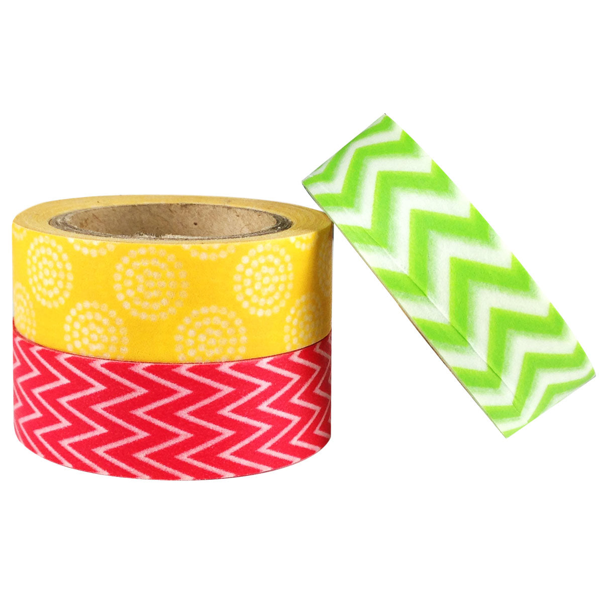 Summer Fun Japanese Washi Masking Tape (set of 3)