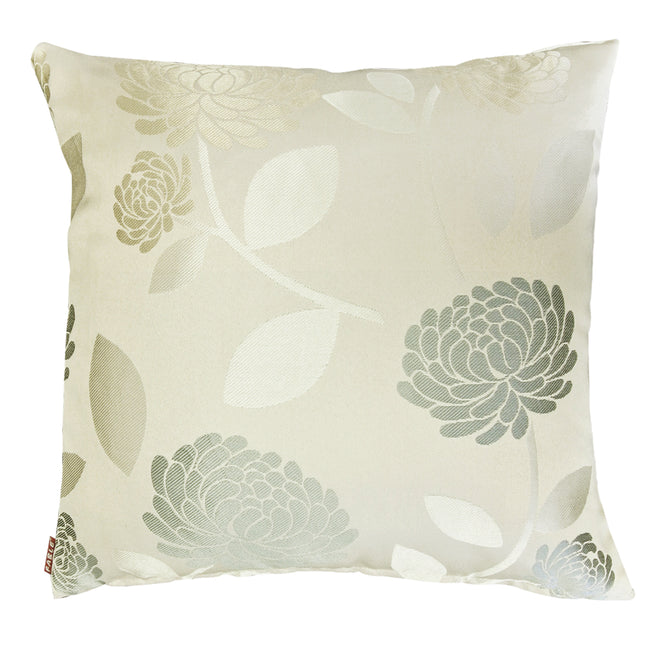 Kella Milla Floral Mums Throw Pillow Cover