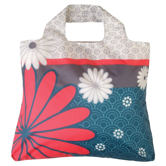 Envirosax Midday Chrysanthemum Sunkissed Reusable Shopping Bag