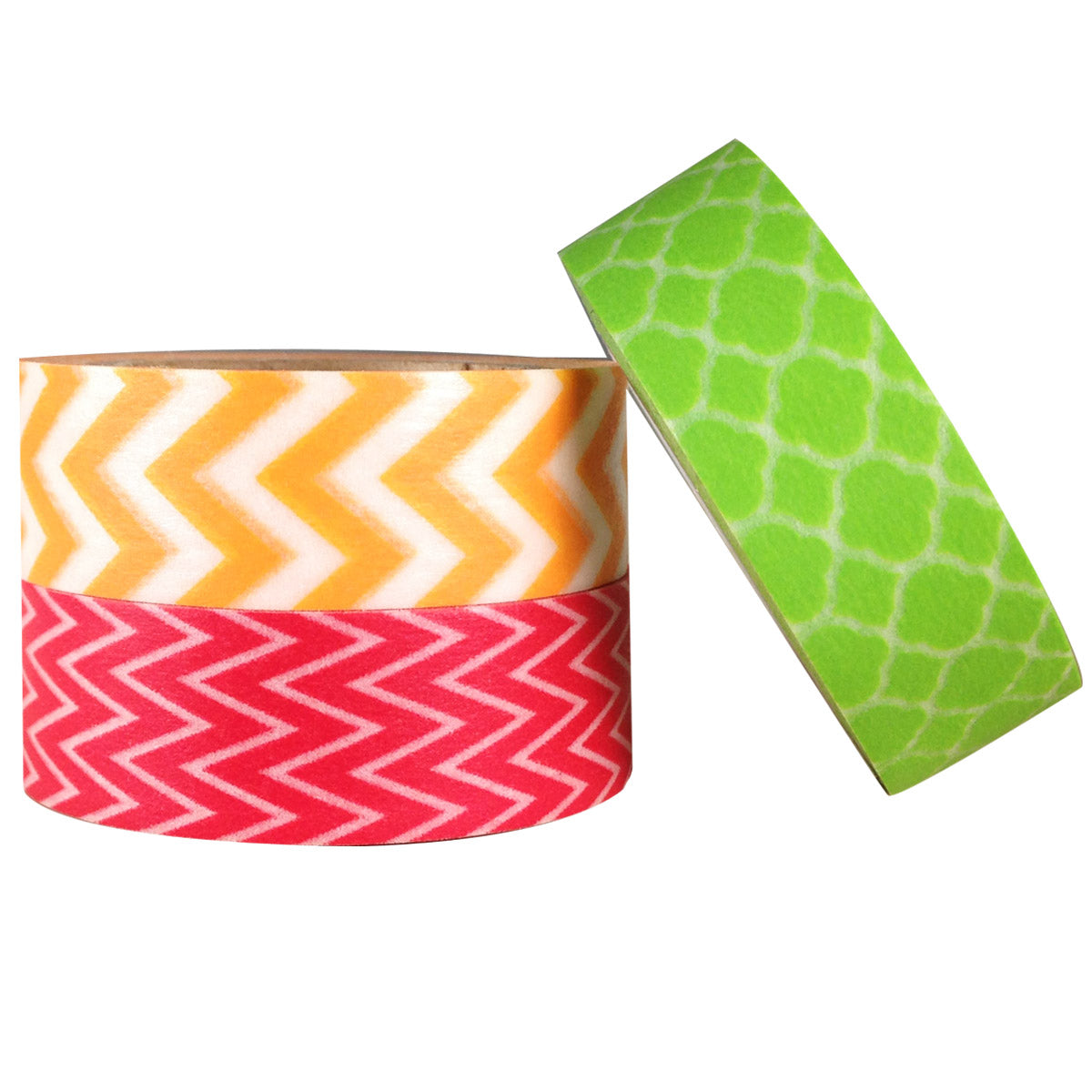 Wrapables Summer Flavors Japanese Washi Masking Tape (set of 3)