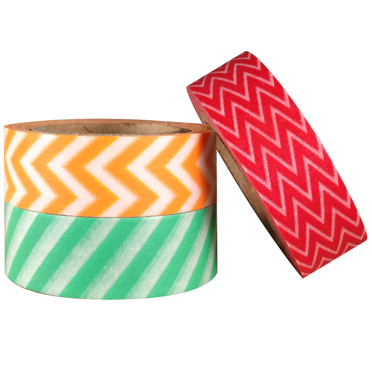 Wrapables Dazzle Me Japanese Washi Masking Tape (Set of 3)