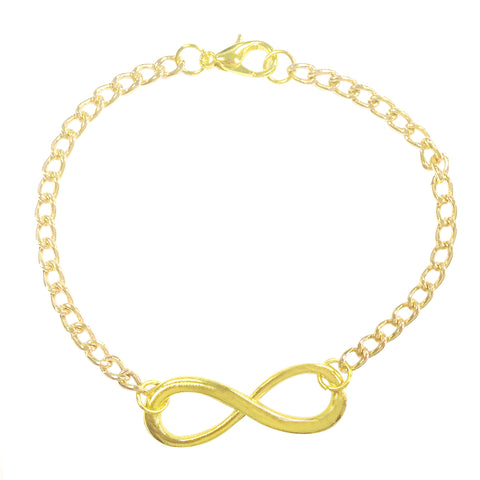 Wrapables Infinity Stretch Bracelet