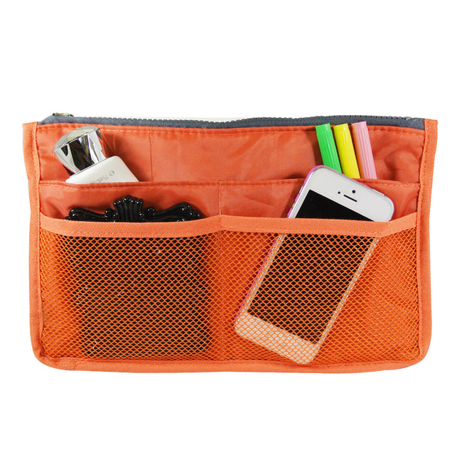 Wrapables Unisex Bag Insert Organizer, Travel Bag Organizer