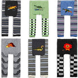 Wrapables Set of 6 Baby and Toddler Leggings