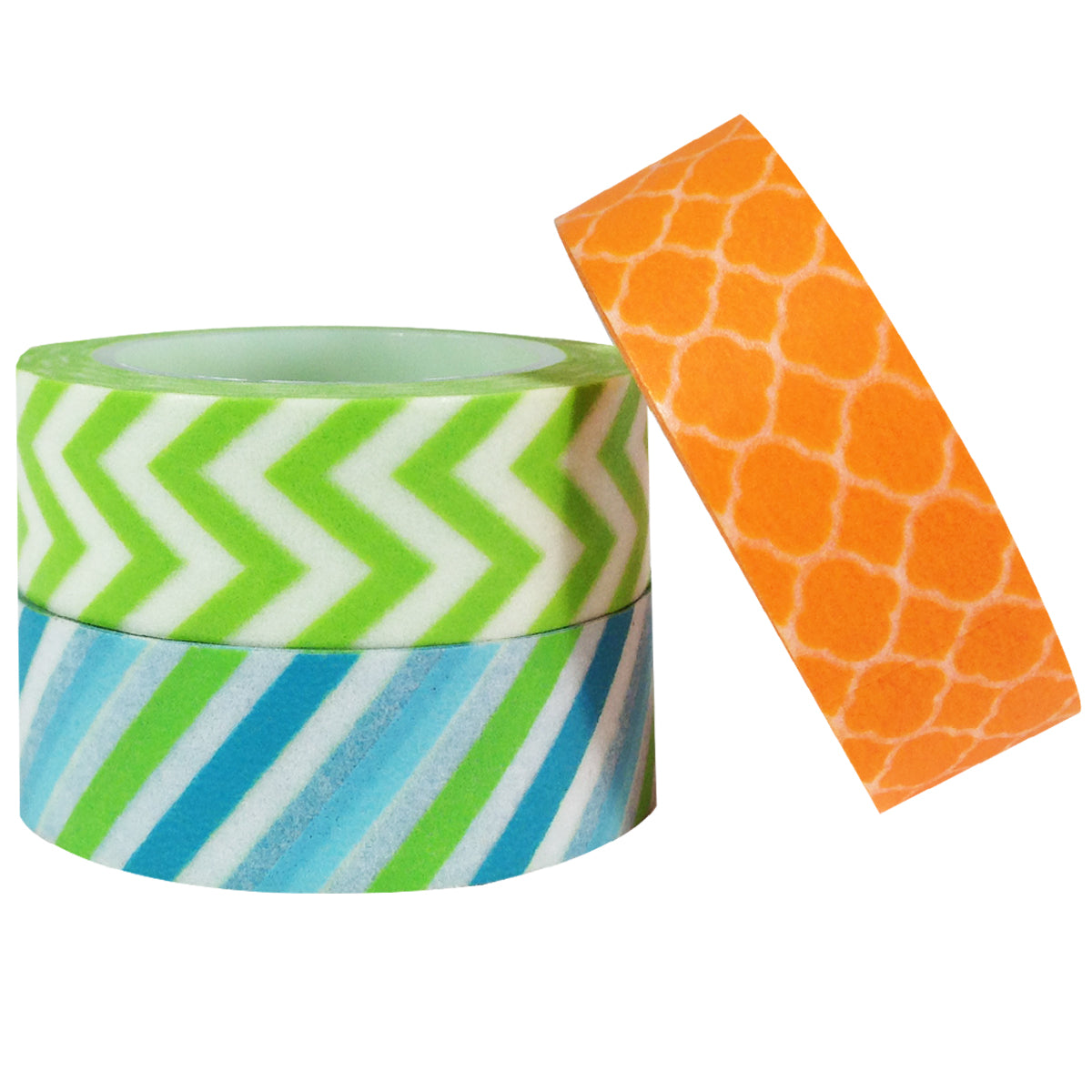 Summer Days Japanese Washi Masking Tape (set of 3)