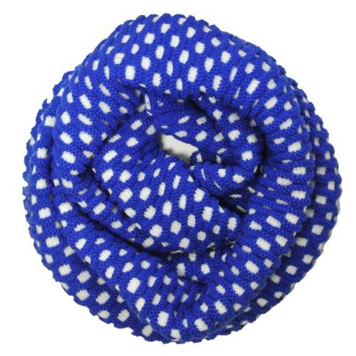 Wrapables Dottie Infinity Acrylic Knit Scarf Circle Scarf