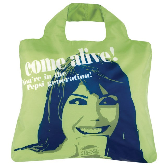 Envirosax Come Alive! Pepsi Heritage Reusable Shopping Bag
