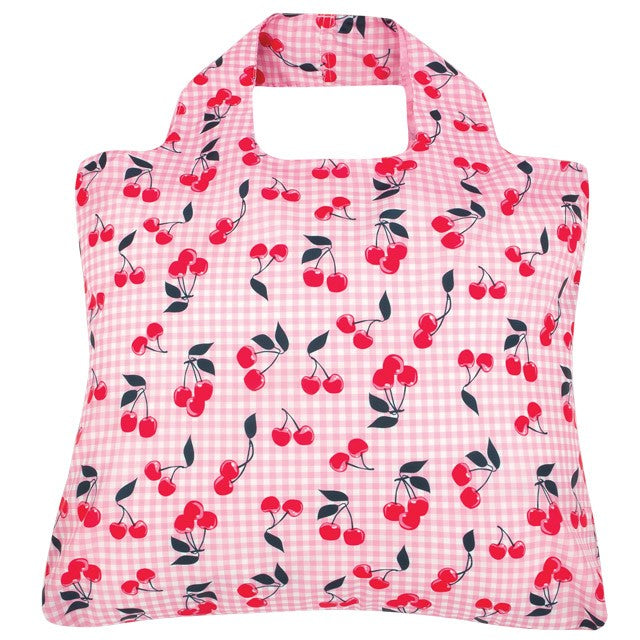 Envirosax Cherry Lane Reusable Shopping Bags (set of 2) [A66766, A62466]