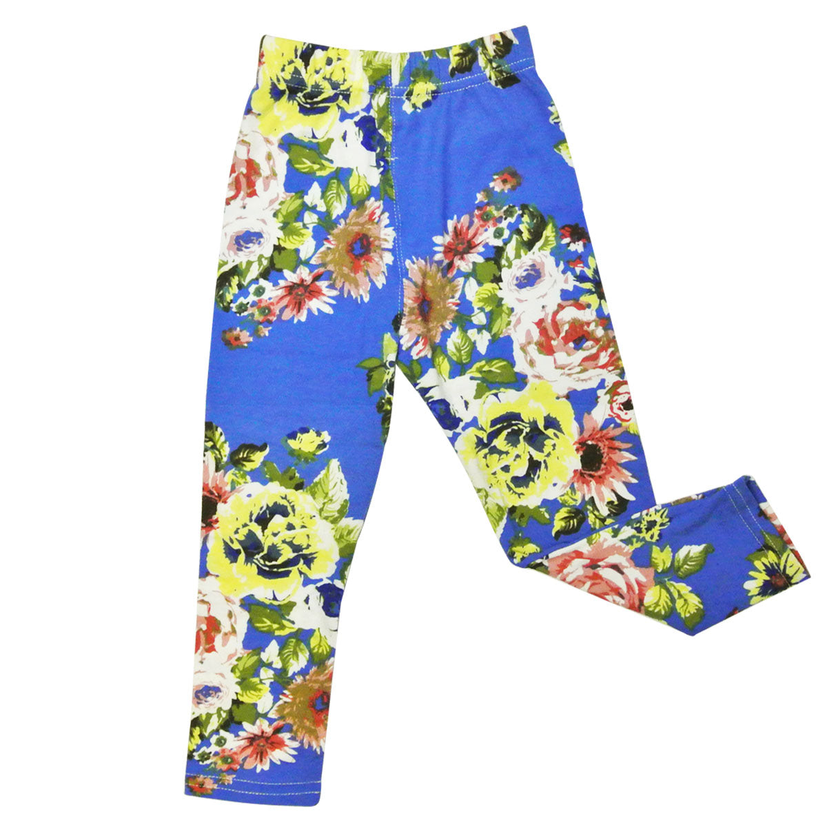 Wrapables Toddler Blooming Floral Print Leggings