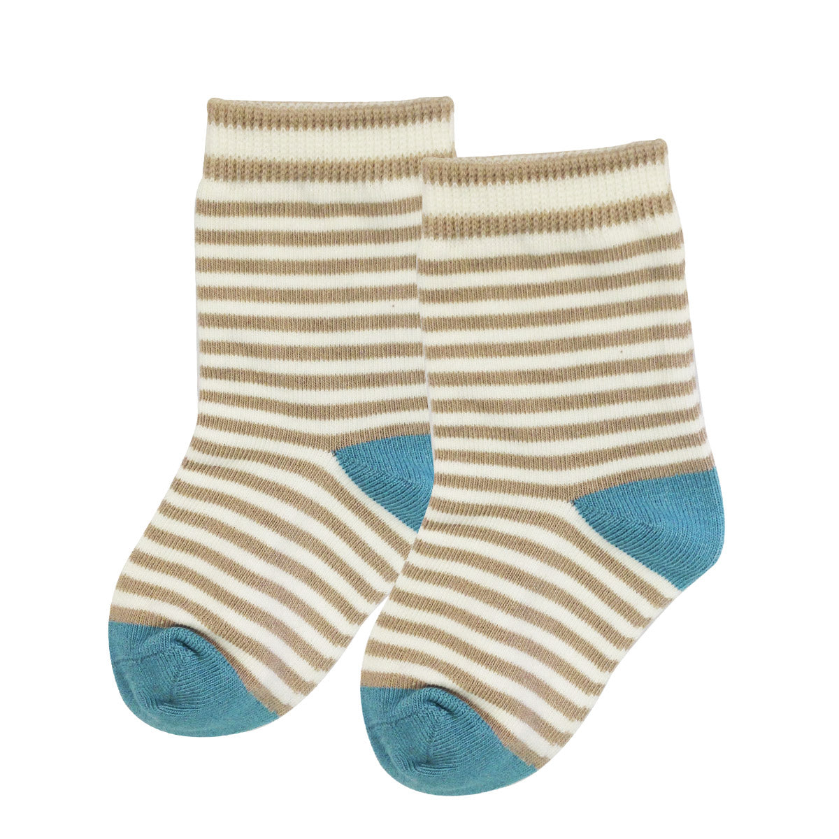 Dots and Stripes Toddler Socks (Set of 5)
