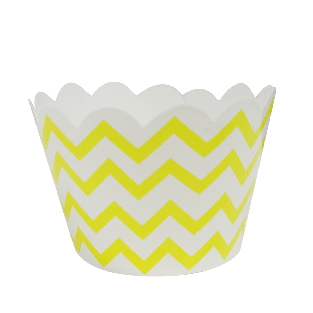 Wrapables Standard Size Chevron Cupcake Wrappers