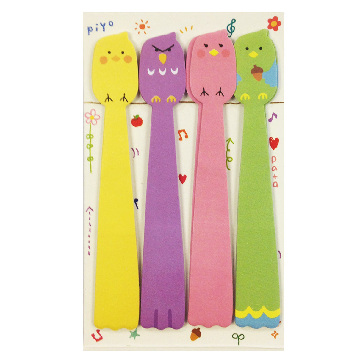 Wrapables Tweety Birds Bookmark Flag Index Tab Sticky Notes