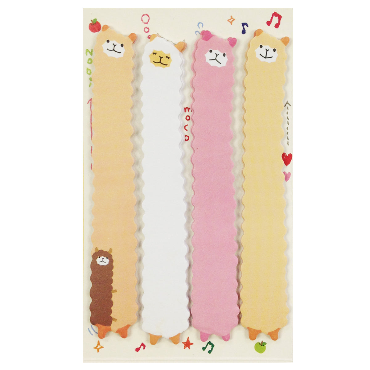 Wrapables Silly Sheep Bookmark Flag Index Tab Sticky Notes