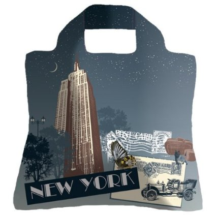 Envirosax Omnisax New York Travel Bag