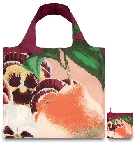LOQI Botany Pear Reusable Shopping Bag