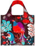LOQI Forest Bird Reusable Shopping Bag