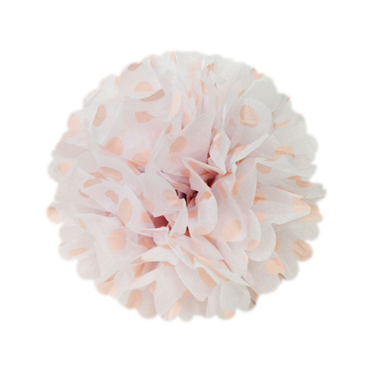 "Wrapables 12"" Set of 3 Tissue Pom Poms Party Decorations"