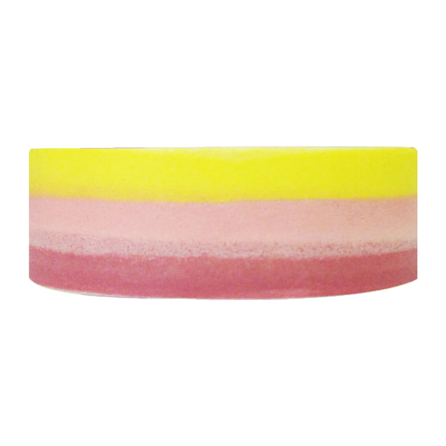 Wrapables Striped Washi Masking Tape, Sunset