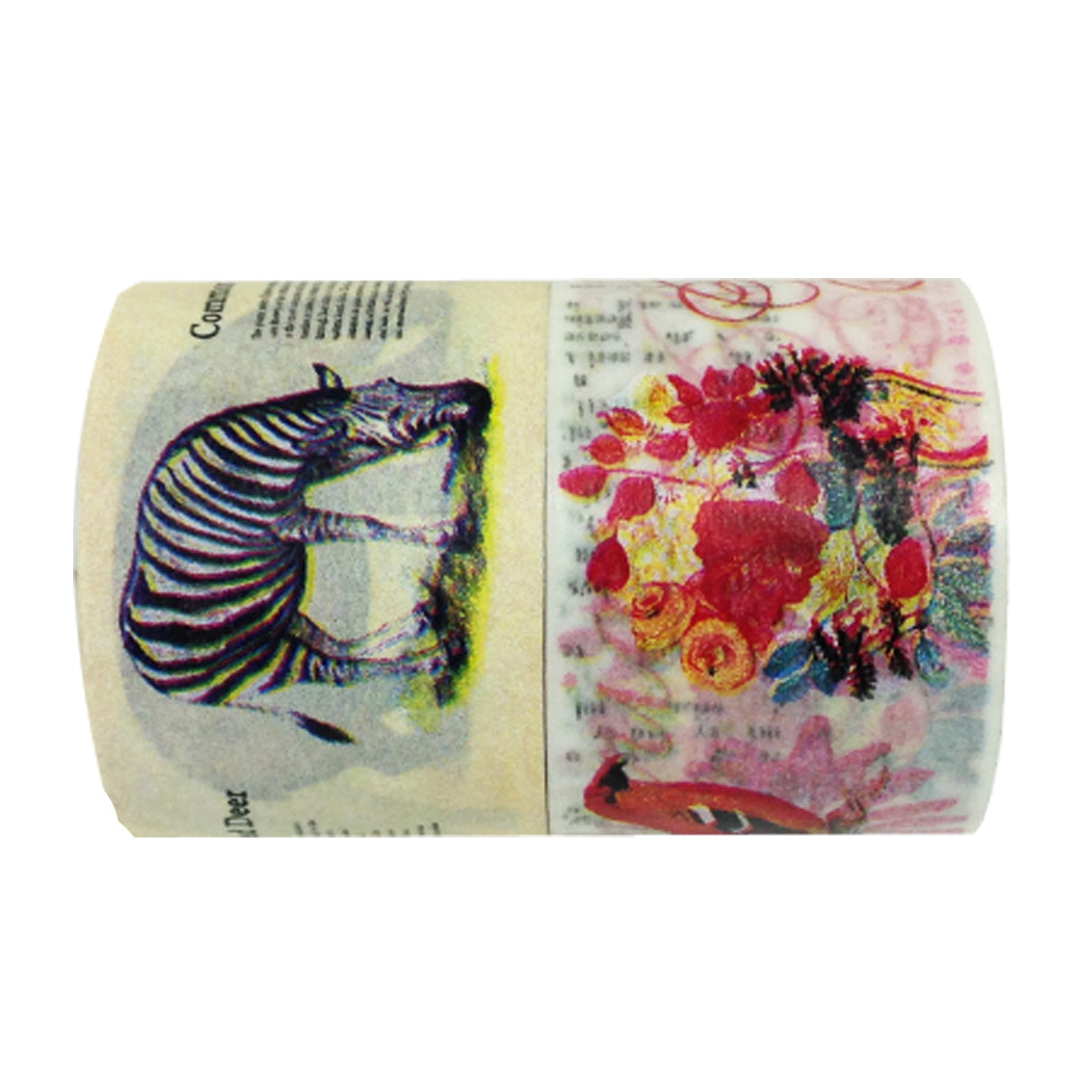 Wrapables Opposites Washi Masking Tape (set of 2)