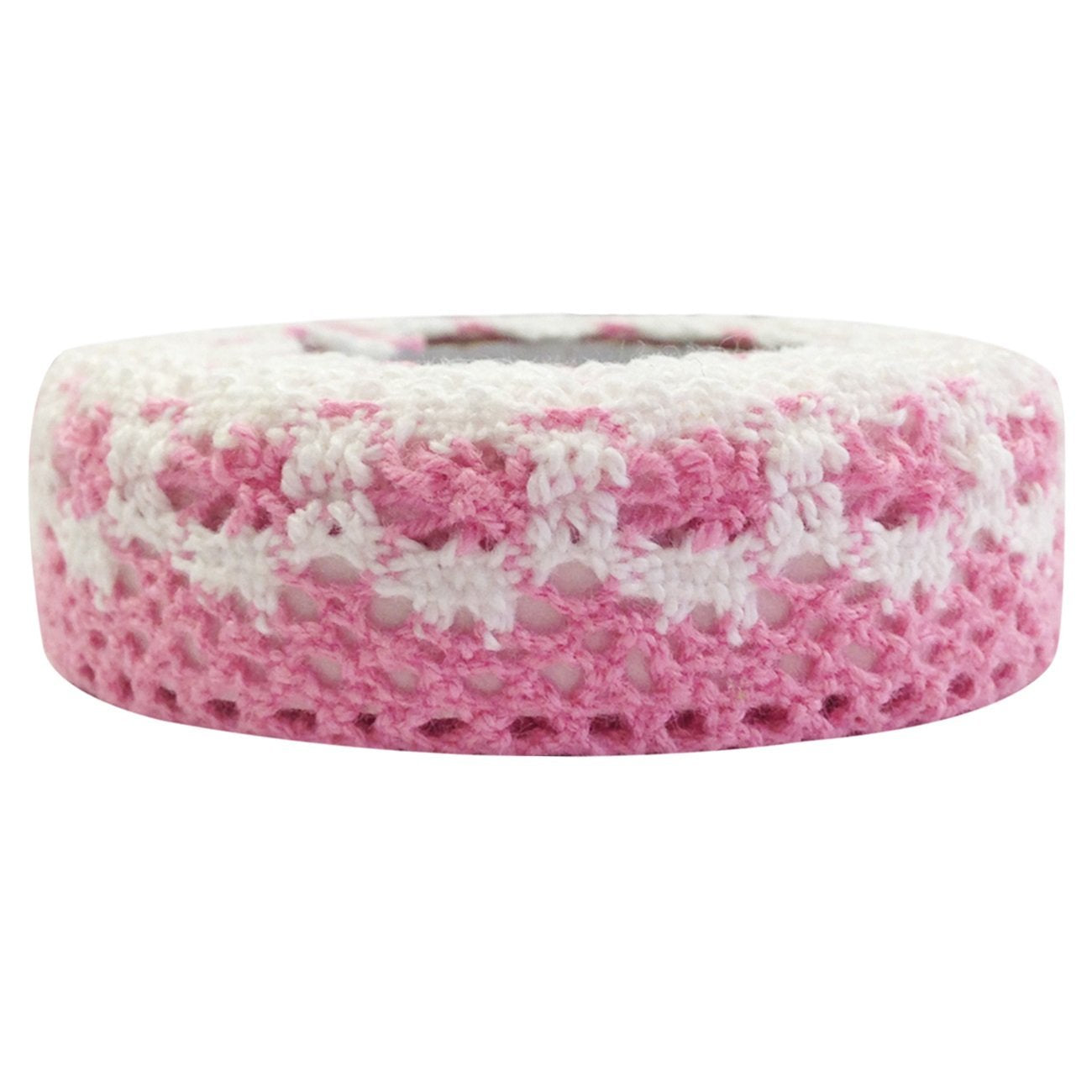 Wrapables Colorful Decorative Adhesive Lace Tape (Set of 3)