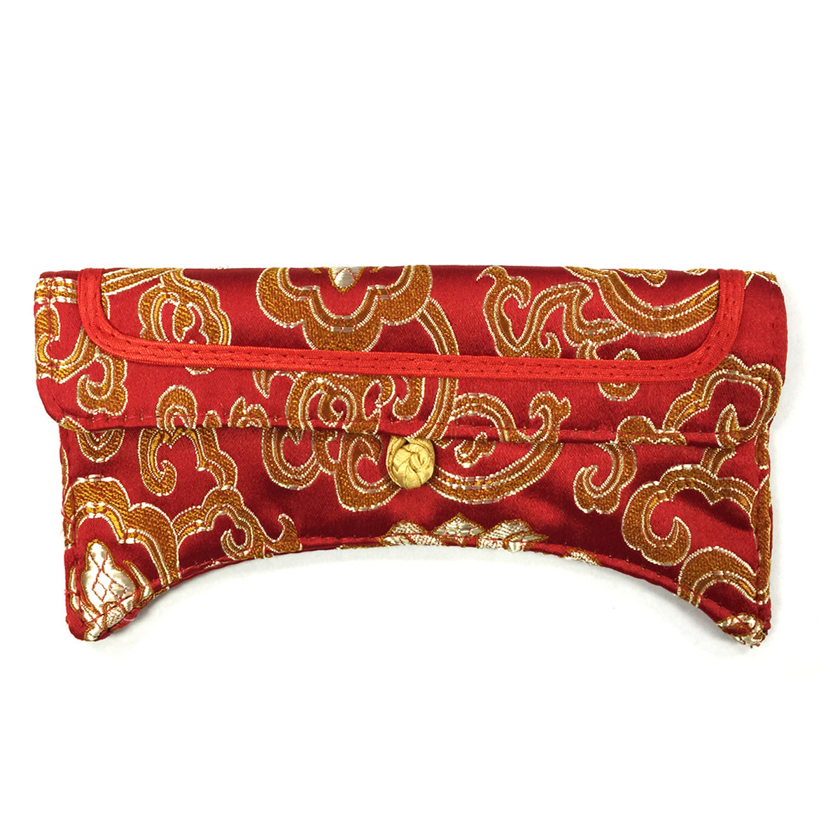 Wrapables Silk Eyeglass Pouch Holder