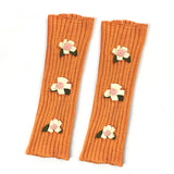Wrapables Children's Flower Fairy Costume Leg Warmers