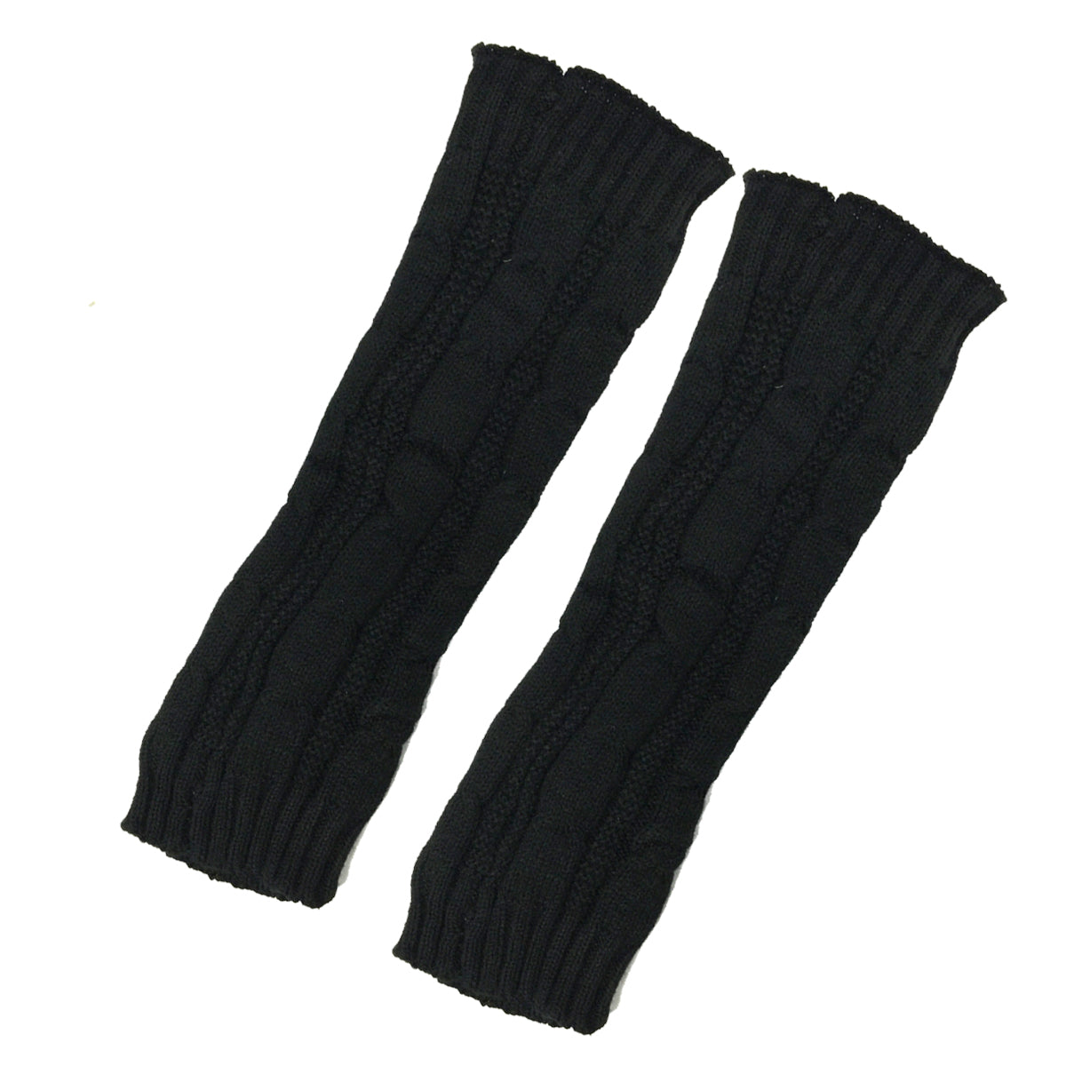 Wrapables Soft Knitted Women's Leg Warmers