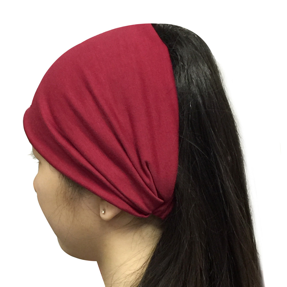 Wrapables Wide Headband Hair Accessory for Dress Up