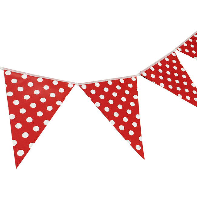 Wrapables Triangle Pennant Banner Party Decorations