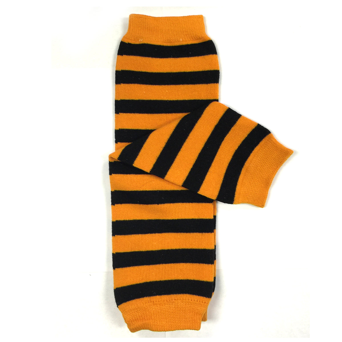 Chevron Yellow and Grey Wrapables Colorful Baby Leg Warmers