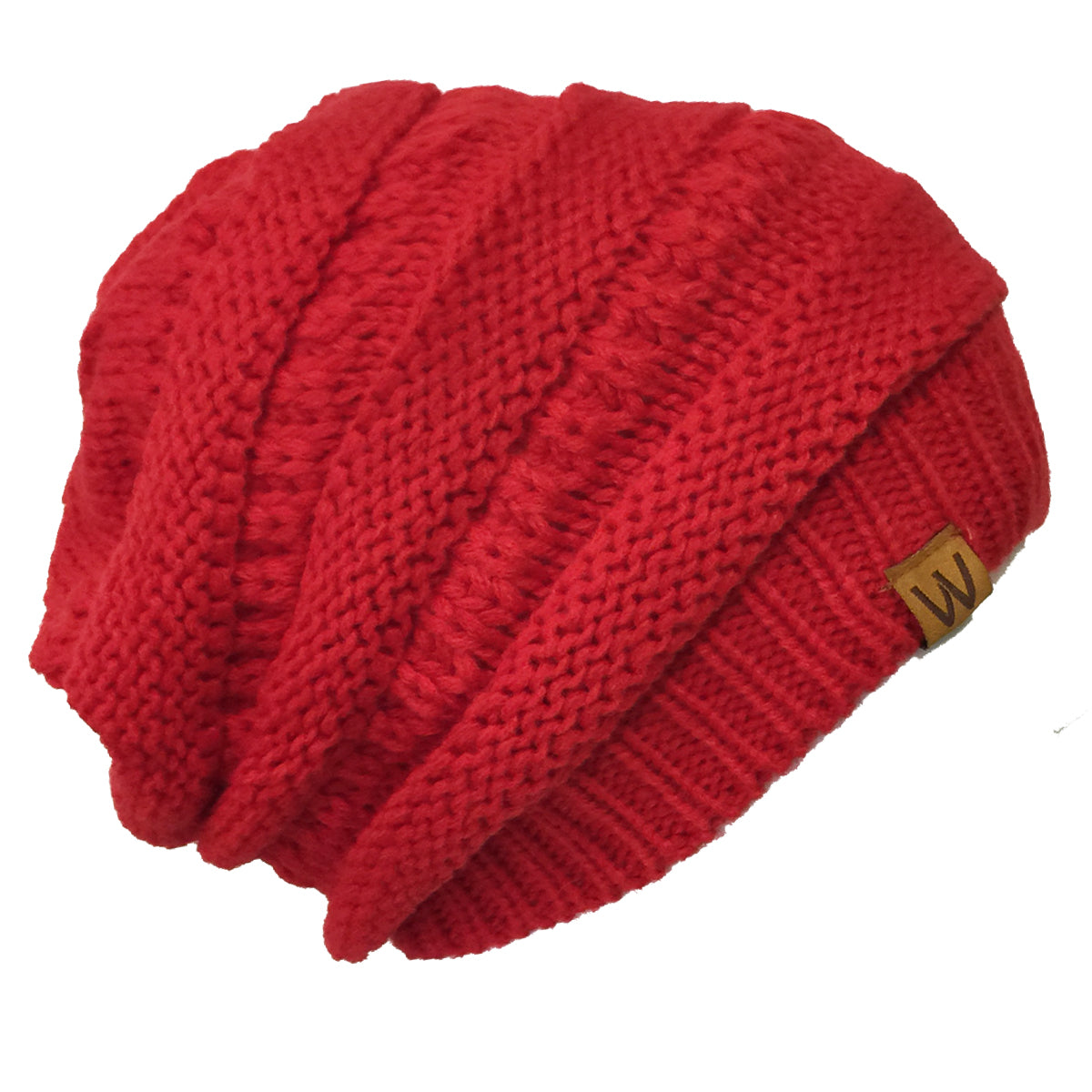 Wrapables Slouchy Winter Beanie Cap Hat