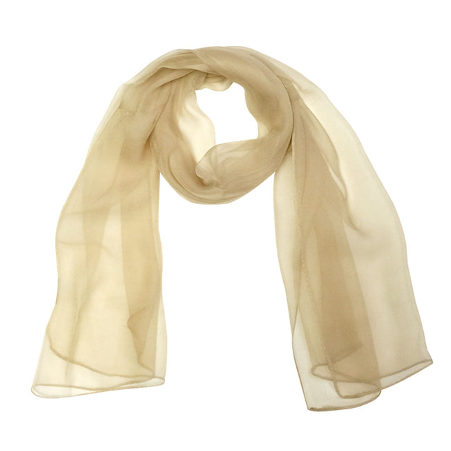 Wrapables Silk Blend Long Scarf