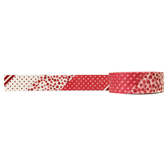 Wrapables Colorful Patterns Washi Masking Tape 2