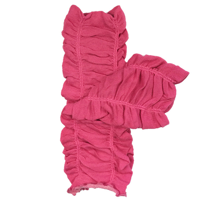Wrapables Ruffle Leg Warmers for Toddler