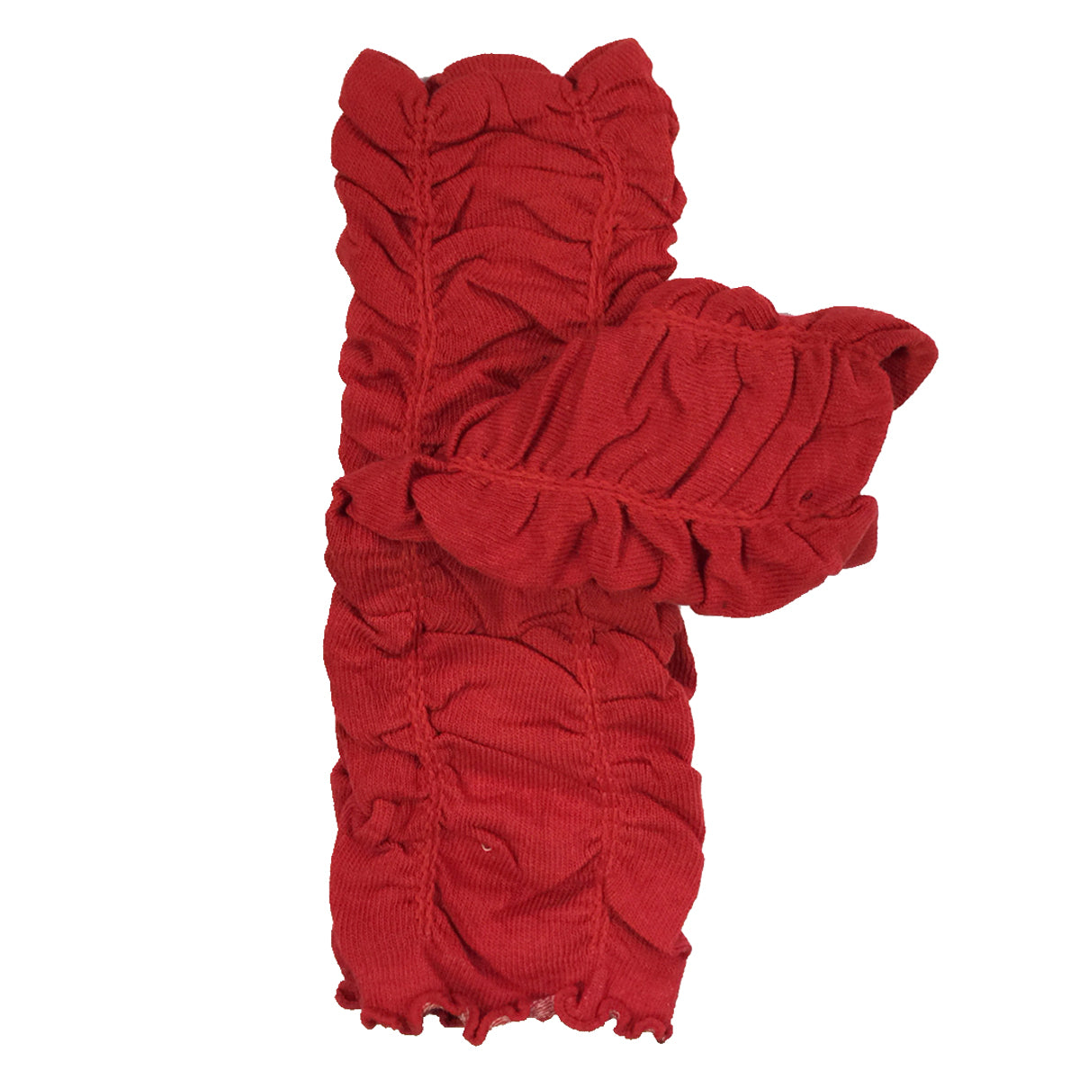 Wrapables Ruffle Leg Warmers for Toddler (Set of 4)