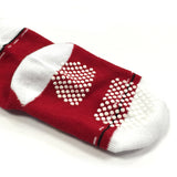 Wrapables Non-Slip Sneaker Shoe Socks for Baby (Set of 6)