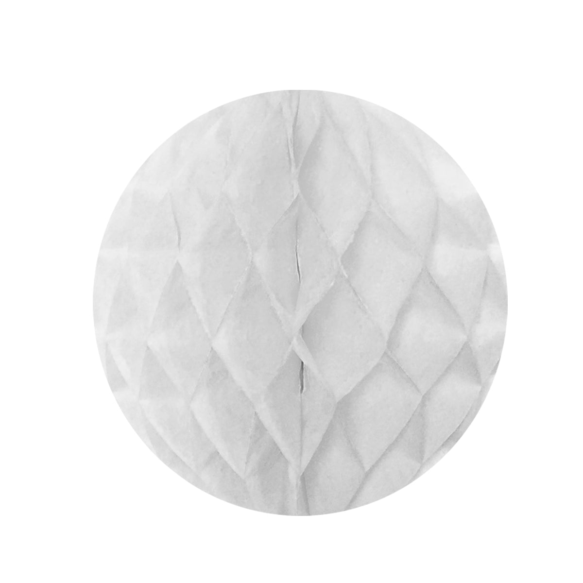 "Wrapables 14"" Set of 2 Tissue Honeycomb Ball Party Decorations"