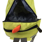 Wrapables Children??s Dinosaur Backpack Schoolbag, Light Green