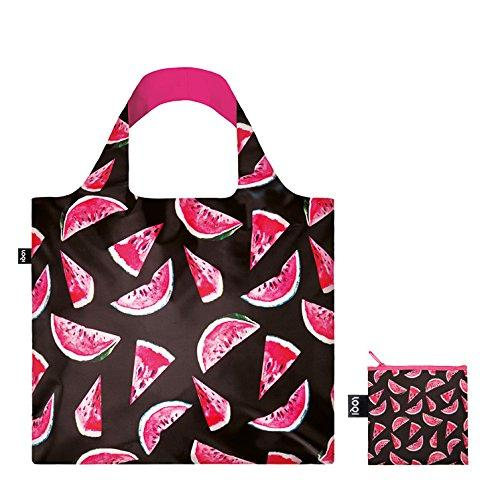 LOQI Juicy Watermelon Reusable Shopping Bag