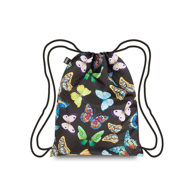 LOQI Wild Butterflies Backpack