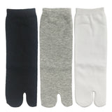 Wrapables Tabi Flip-Flop Socks (Set of 3)