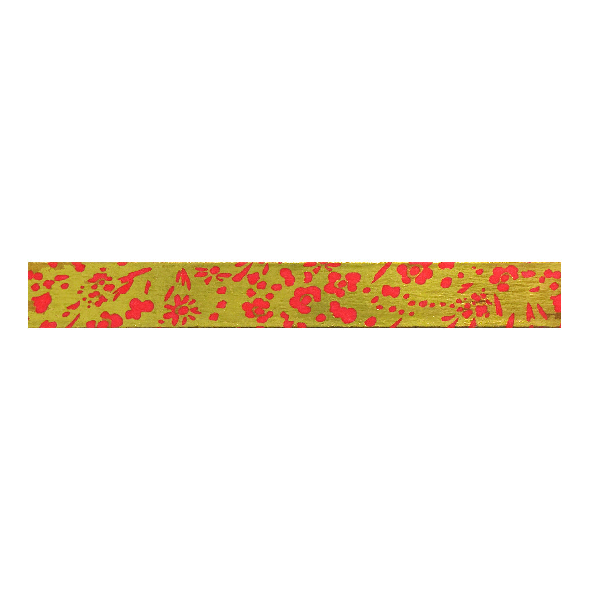 Wrapables Washi Masking Tape, Bold and Metallic Group