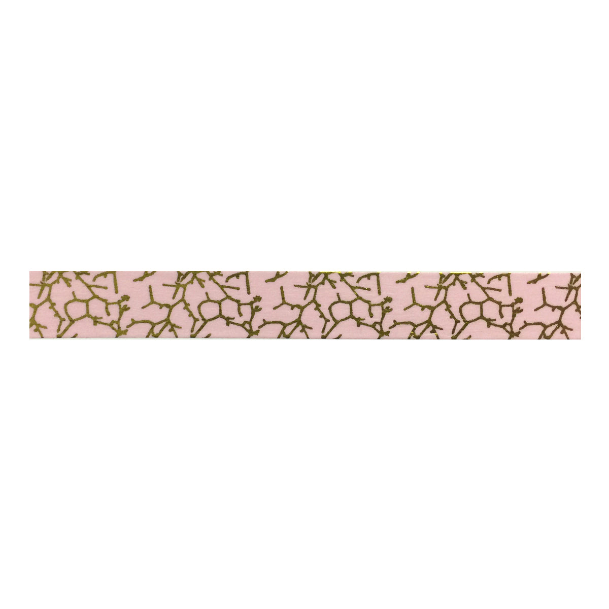 Wrapables Washi Masking Tape, Pastel and Gold Group