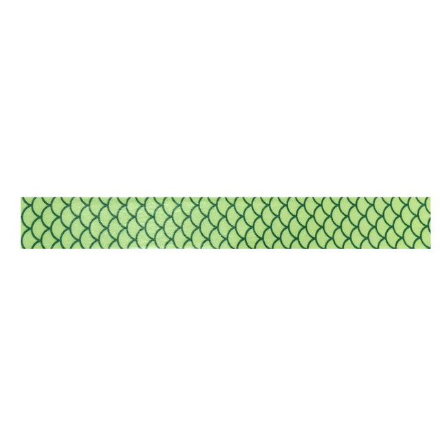 Wrapables Washi Masking Tape, Green and Gold Group