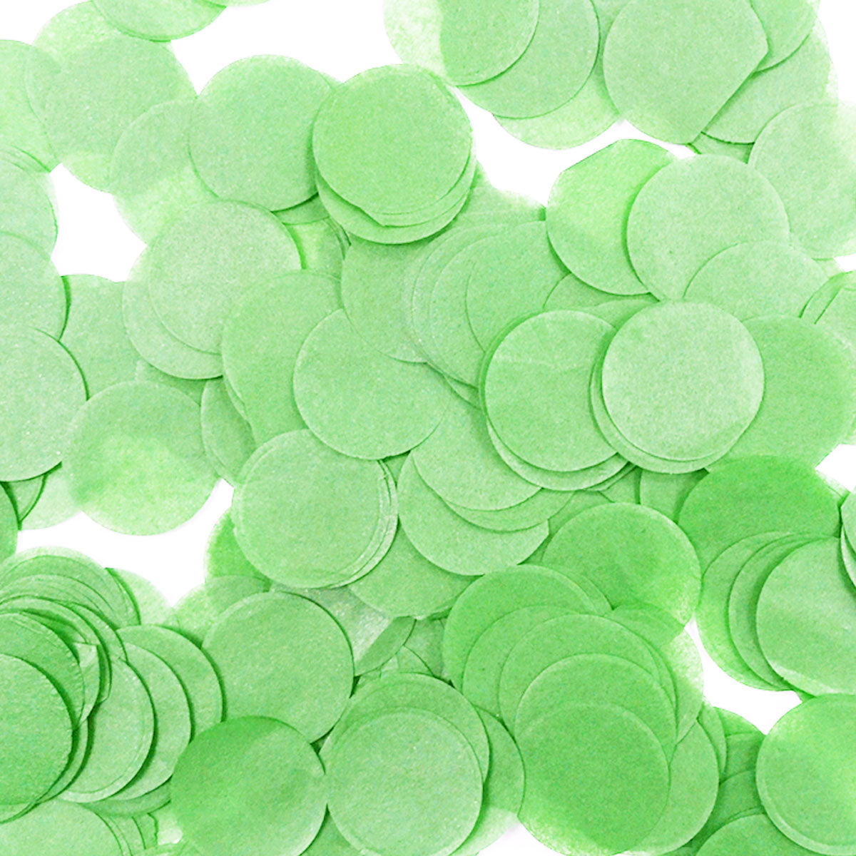 "Wrapables 1"" Round Tissue Confetti Party Decorations"