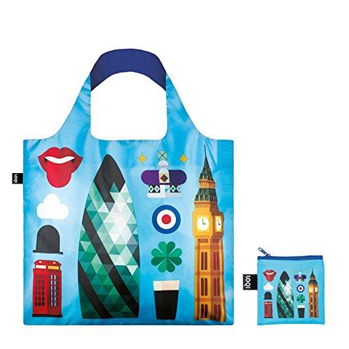 LOQI Hey Studio London Reusable Shopping Bag