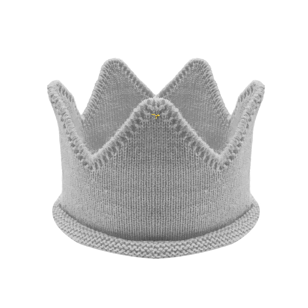 Wrapables Baby Boy & Girl Birthday Party Knitted Crown Headband Beanie Cap Hat